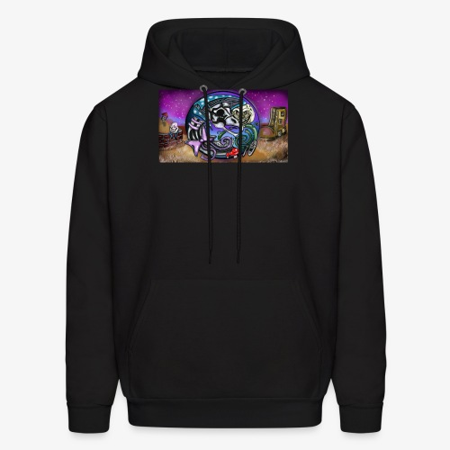 Mother CreepyPasta Land - Men's Hoodie