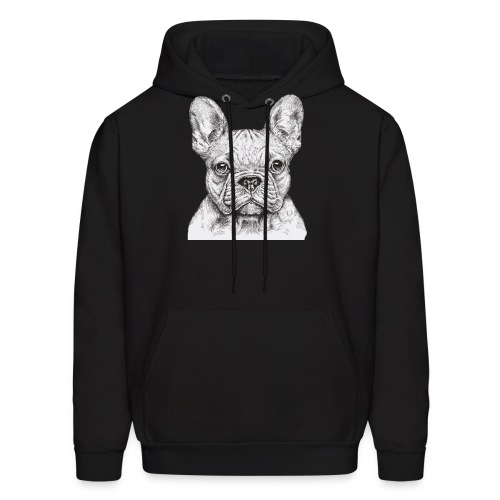 French Bulldog - Men's Hoodie