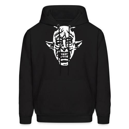 Devil Face - Men's Hoodie
