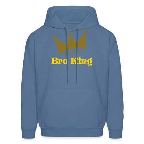bro king - Men's Hoodie