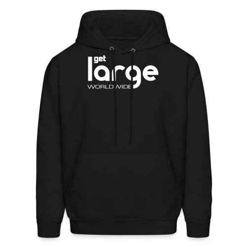 Get Large Logo Men's T Shirt from Large Music - Men's Hoodie