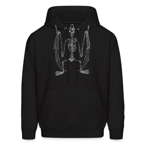 Bat Skeleton - Men's Hoodie