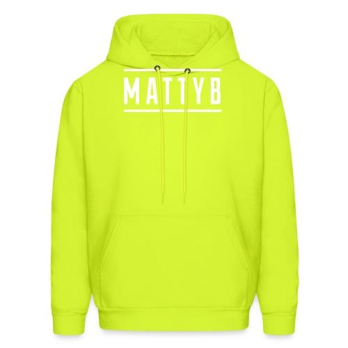 MattyB Center Hoodie - Men's Hoodie