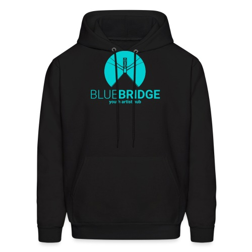 Blue Bridge - Men's Hoodie