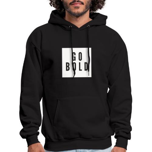 GO BOLD 2 - Men's Hoodie