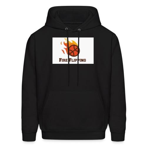 Fire hoodie - Men's Hoodie