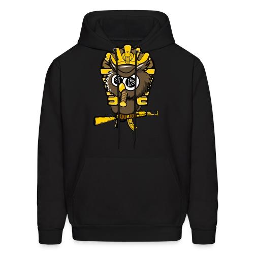king otrg owl - Men's Hoodie