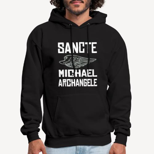 SANCTE MICHAEL ARCHANGELE - Men's Hoodie