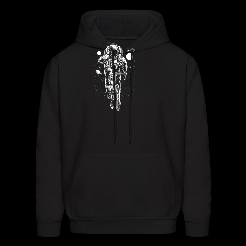 Space Cyclist - Men's Hoodie