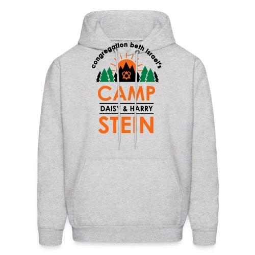 campstein vert 4color - Men's Hoodie