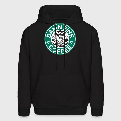 Twin Peaks Starbucks - Men's Hoodie