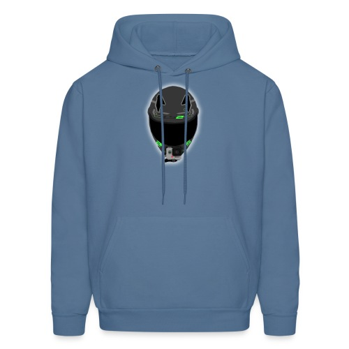 ICON WHITE png - Men's Hoodie
