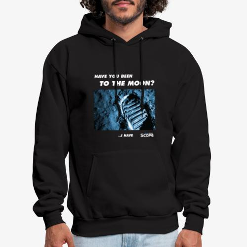 Solar System Scope : Have you been to the Moon - Men's Hoodie