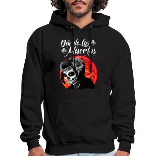 Dia de Los Muertos 01 - Men's Hoodie