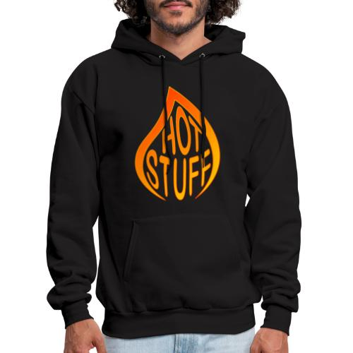 Hot Stuff Flame - Men's Hoodie
