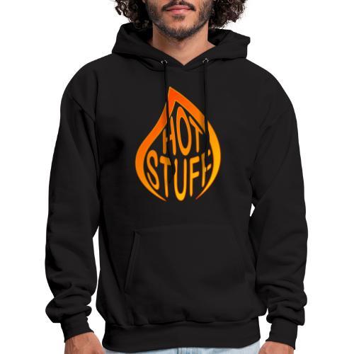 Hot Stuff Flame - Men's Hoodie