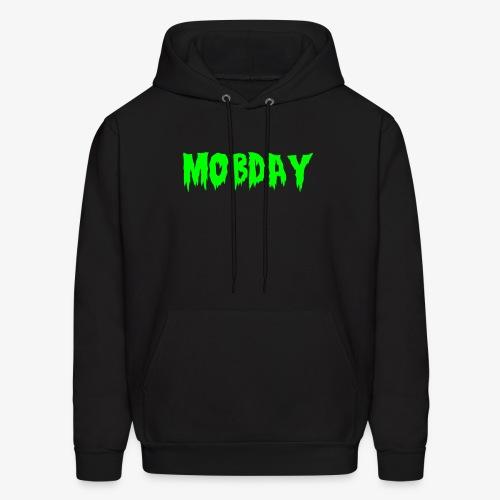 Mobday Toxic Horror Logo - Men's Hoodie