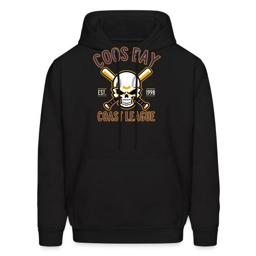 cbcl fullclr for darks - Men's Hoodie
