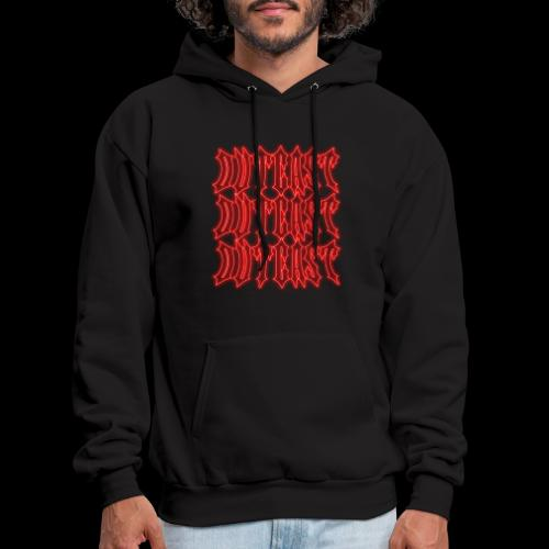 outcast x3 red - Men's Hoodie