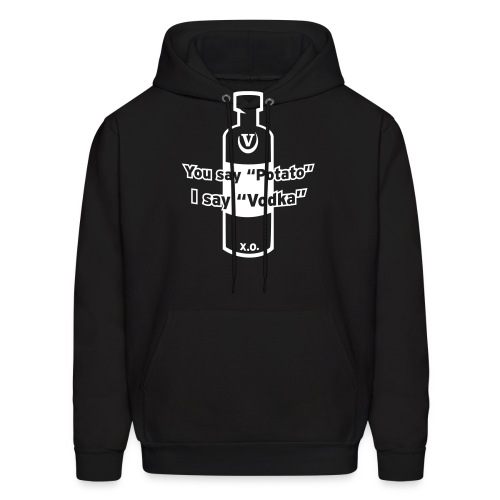 no name - Men's Hoodie