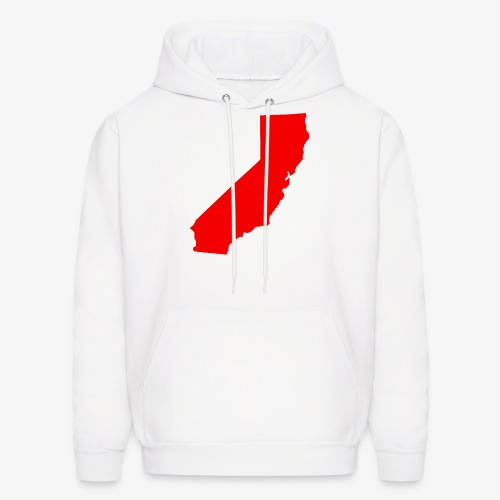 Flip Cali Red - Men's Hoodie