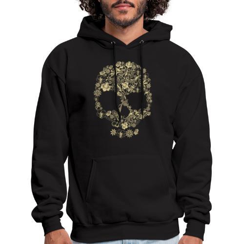 skull - Men's Hoodie