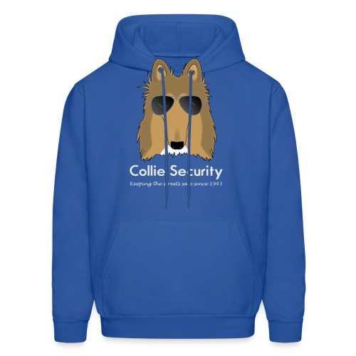 Collie Security - Men's Hoodie