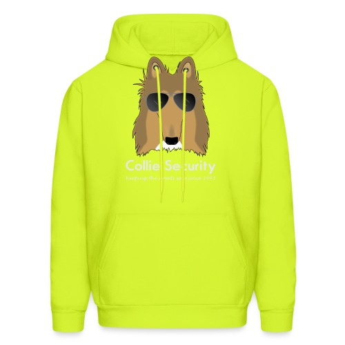 Collie Security - Men's Hoodie