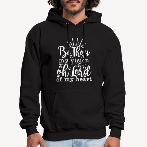 BE THOU MY VISION - Men's Hoodie