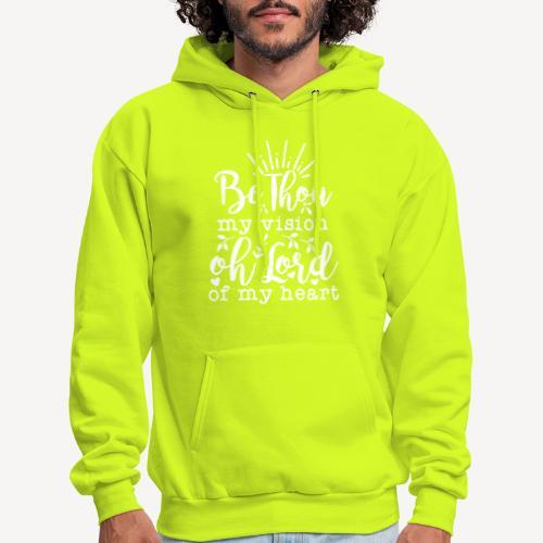 BE THOU MY VISION - Men's Hoodie