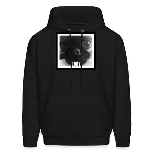 Drayconic Dog Frame Design - Men's Hoodie