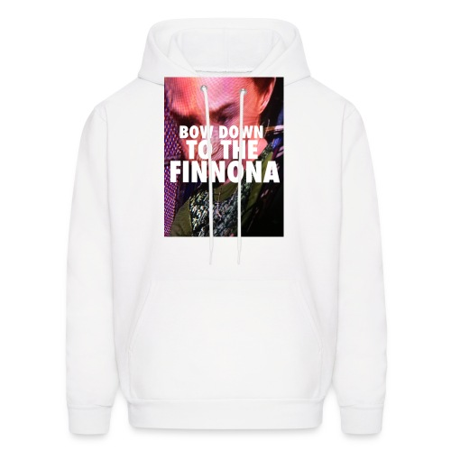 Bow Down To The Finnona - Men's Hoodie