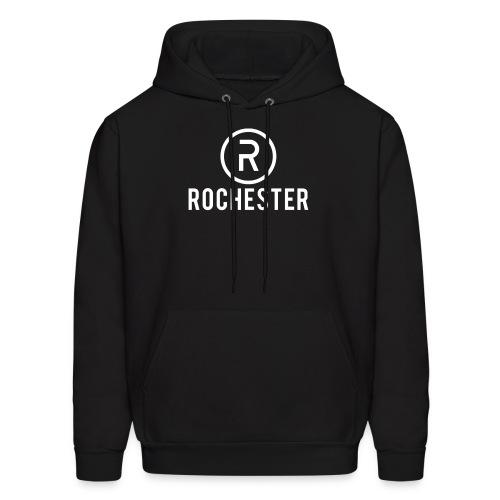 Rochester Logo v1 - Men's Hoodie