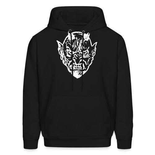 Devil Face 2 - Men's Hoodie