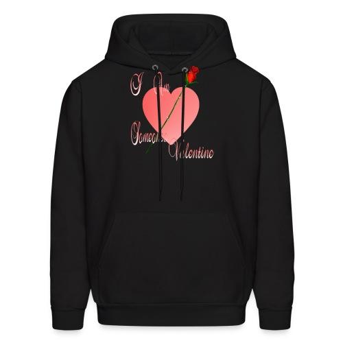 I Am Someone's Valentine - Men's Hoodie
