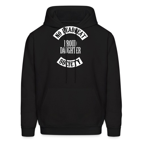 Proud Daughter T-shirt (Kids) - Men's Hoodie
