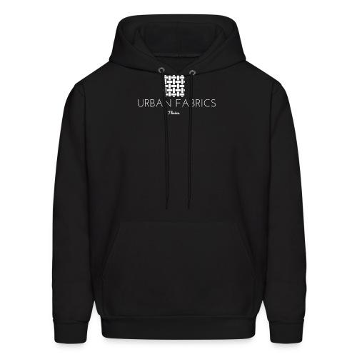 UrbanFabrics WHT png - Men's Hoodie
