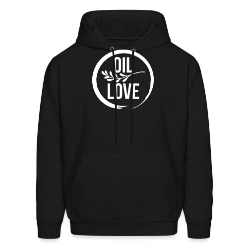 Oil Love - Men's Hoodie