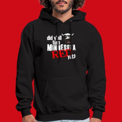 Turn Minnesota Red - Men's Hoodie