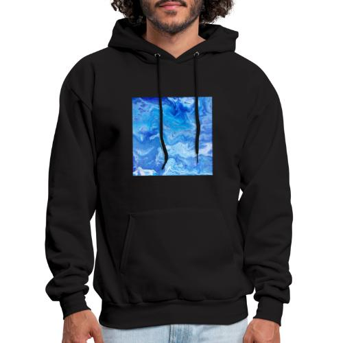 As deep as the ocean and as far as the universe - Men's Hoodie