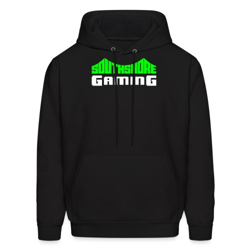 SSG Logo Color White - Men's Hoodie