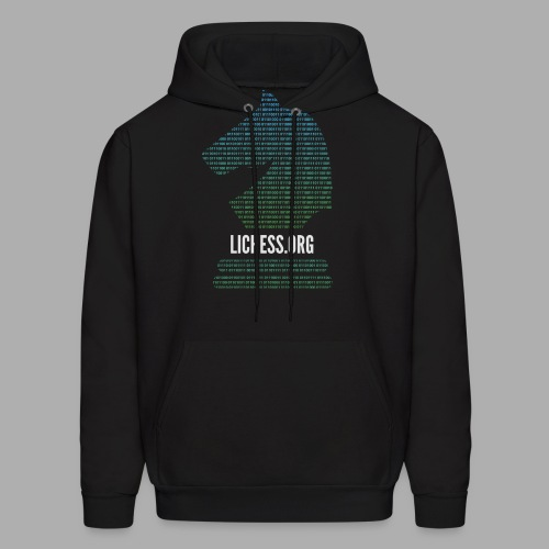 lichess-knight-shirt - Men's Hoodie