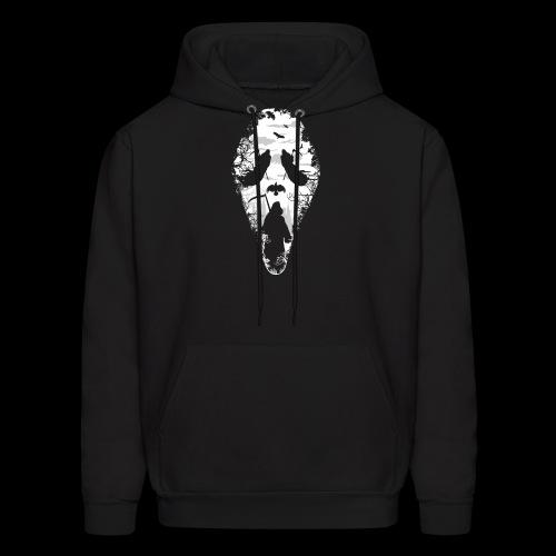 Reaper Screams | Scary Halloween - Men's Hoodie