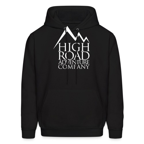 High Road Adventure Company Logo - Men's Hoodie