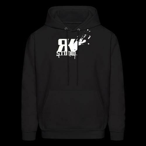 RKStudio White Logo Version - Men's Hoodie