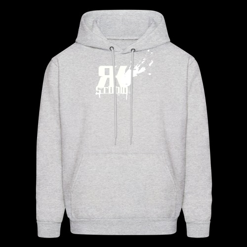 RKStudio White Logo Version - Men's Hoodie