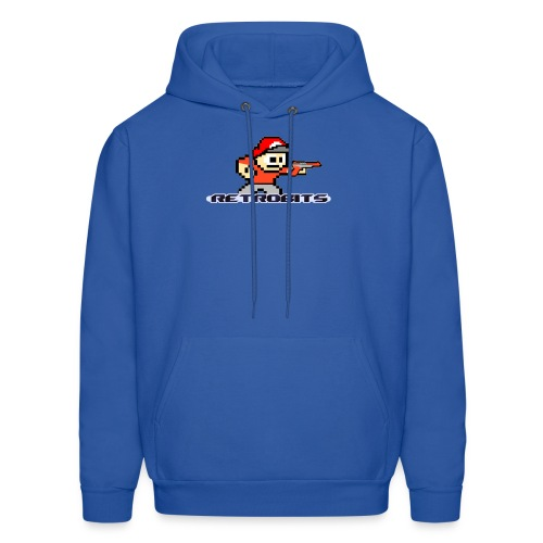 RetroBits Clothing - Men's Hoodie