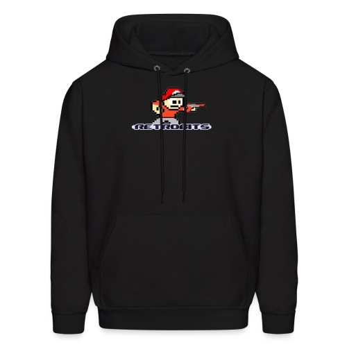 RetroBits Clothing - Men's Hoodie