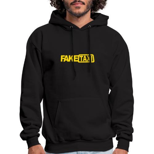 FAKE TAXI hoodie - Men's Hoodie