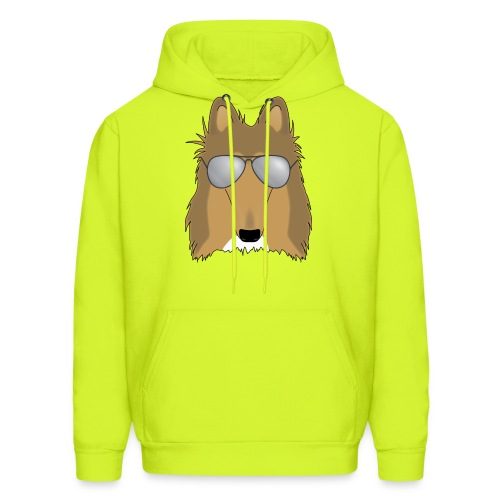 Cool Collie - Men's Hoodie